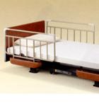 ベッドサイドレール(2本1組) [パラマウント]