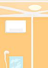 浴室換気暖房乾燥機イメージその2