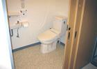 トイレ内(車いす利用の場合)イメージその2