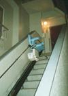 いす式階段昇降機イメージその2